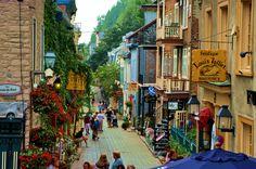 Québec rue du Petit Champlain | par paspog