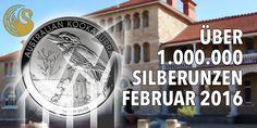 Perth Mint setzt über 1 Million Unzen Silber im Februar ab › Investment News