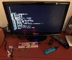In this Instructables I will show how to build a retro 8-bit computer running BASIC, by means of two Arduino and few other components. You can input the variables...