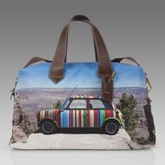 Paul Smith Bags - Mini on Location Holdall Paul Smith Bag, Preppy Style, Preppy Fashion, Stylish Men, Spice Things Up, Bike, Clothes For Women, Accessories, Cars