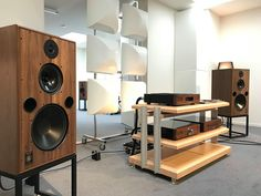 Harbeth 40 The Anniversary Loudspeakers, Mirror Image Pre and Power amplifier, Mirror Image redbook cd player, Hovland cabling