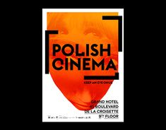 """Check out new work on my @Behance portfolio: """"Cannes 2017 Polish Cinema"""" http://be.net/gallery/62199383/Cannes-2017-Polish-Cinema"""