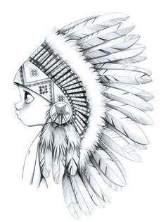 Little Indian  awe......: