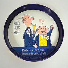 Enjoy Piels Beer Tray
