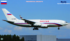 Presidential Aircraft of the Russia