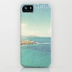 Aloha iPhone & iPod Case by Retro Love Photography - $35.00