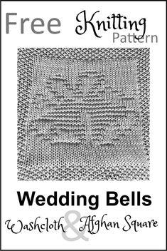 Knitted Dishcloth Patterns Free, Knitting Squares, Knitted Washcloths, Knitting Machine Patterns, Knit Dishcloth, Easy Knitting, Knitting Stitches, Loom Knitting, Knitting Blankets