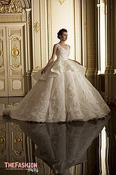 Wedding Dresses | Ball Gown  : UKR Chic 2018 Spring Bridal Collection TrendyIdeas.net | Your number one source for daily Trending Ideas