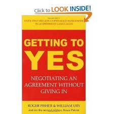 getting to yes - Google Search