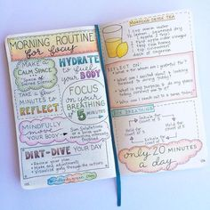 Could starting a bullet journal ease your anxiety? | Stylist Magazine