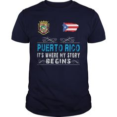 Puerto Rico Its where my story begins