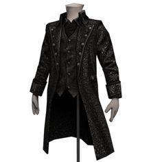 Idris Groom's Coat