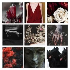 """""""Rosemarie"""" by demiwitch-of-mischief ❤ liked on Polyvore featuring art"""