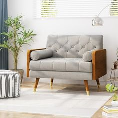 Mid Century Modern Fabric, Mid Century Modern Armchair, Mid Century Modern Living Room, Mid Century Chair, Club Chairs, Arm Chairs, Office Chairs, Beige, Land Scape
