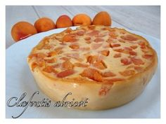 Clafoutis abricots (Cookeo)