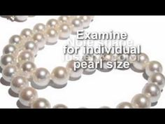 How to Know if Pearls are Real or Fake.  From http://fsommers.com