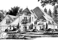 Strathmore - Gary/Ragsdale, Inc. | Southern Living House Plans