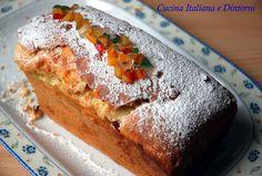 Ecco qui una ricetta nuova nuova per gli amanti della #pastamadre. ll PLUMCAKE ai CANDITI di Cucina Italiana e Dintorni  http://blog.giallozafferano.it/cucinaitalianaedintorni/plumcake-ai-canditi-ricetta-con-pasta-madre/