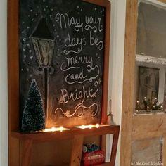 Styling the Seasons ... chalk