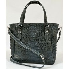Tania Crocodile Handbag 100 Handmade Genuine Exotic Leather Skin Women Designer