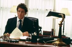 Pin for Later: 19 Sexy Movie Politicians Who Would Win Our Votes Hugh Grant, Love Actually As the recently elected British prime minister, Grant melts our hearts with his baby blues and sweet dance moves. Love Actually 2003, Hugh Grant, Bridget Jones, Charming Man, Chick Flicks, Fifty Shades Of Grey, 50 Shades, Dance Moves, Christmas Movies