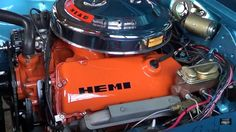 ball stud hemi most of these hemis were shipped out of the states Hemi Engine, Car Engine, Motor Engine, Plymouth Muscle Cars, Dodge Muscle Cars, Nitro Methane, Chrysler Hemi, Chevy Motors, Plymouth Satellite
