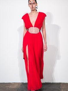 Raquel Orozco - Mercedes-Benz Fashion Week