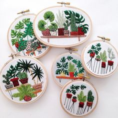 Sarah_K_Benning_Contemporary_Embroidery_Plants_And_Foliage_1