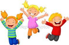 Illustration of Happy kid cartoon vector art, clipart and stock vectors. Cartoon Kids, Cartoon Images, Happy Cartoon, Poor Children, Art Children, Kids Fashion Boy, Babies Fashion, Happy Kids, Emoticon