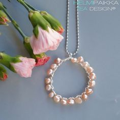 Helmipaikka Oy - Joka päivä on korupäivä - Helmipaikka. Pearl Necklace, Necklaces, Pearls, Jewelry, Fashion, Moda, String Of Pearls, Bijoux