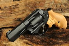 Gemini Customs Ruger SP101 (courtesy The Truth About Guns)    This thing is awesome...I want one.    Pinned by - Tony