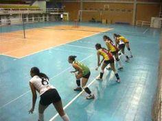 Preparación física. Resistencia anaeróbica aláctica en voleibol. - YouTube