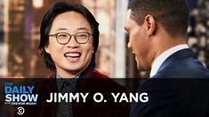 """Jimmy O. Yang talks about the importance of """"Crazy Rich Asians,"""" going out for the movie's lead role and adjusting to American culture after immigrating at a. Beverly Hills High School, British Hong Kong, Trevor Noah, The Daily Show, Stand Up Comedians, Comedy Series, Asian American, Soft And Gentle, Movie Theater"""
