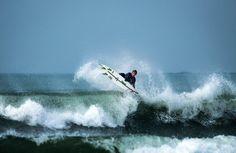 Augustin Arrivé pro surfer for Rip curl
