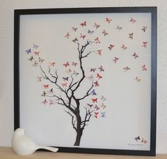 Fly away with me - Large Frame