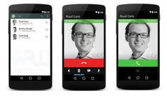 Las llamadas de WhatsApp ya se pueden descargar en Google Play