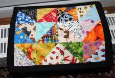 Free Tutorial - I-Spy Placemats by Staceyhttp://www.freequiltpatterns.info/free-pattern---windmills-at-night-quilt-by-susan.htm