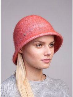 Женские головные уборы на зиму: элегантные и практичные шляпы из фетра — Диана
