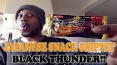 Ever heard of the Japanese snack Black Thunder? This cheap little treat is BIG on taste! ENJOY!