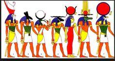 Farao tekening