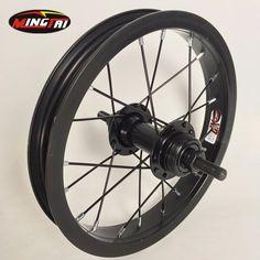 12 inch kids e-bike wheelset