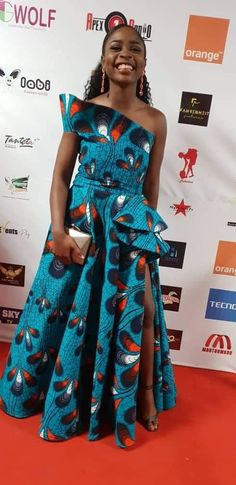 Latest African Print Fashion dresses for women African Print Wedding Dress, African Print Dress Designs, African Wedding Attire, African Print Dresses, African Print Fashion, Africa Fashion, African Attire, African Wear, African Fashion Dresses