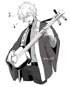 Gintama Wallpaper, Attractive People, Anime Guys, Boy Or Girl, Crushes, Comedy, Fan Art, Random, Character
