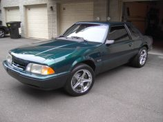 1992 Ford Mustang LX Coupe