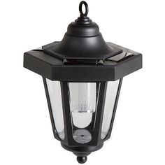 Pure Garden Coach Handing Solar Lanterns In Black - Add wonderful illumination and rustic charm to any outdoor setting with the Coach Handing Solar Lanterns from Pure Garden. This endearing lantern features a solar powered LED light for a pretty way to light your path. Outdoor Walkway, Outdoor Fire, Outdoor Lantern, Solar Powered Led Lights, Solar Led, Pathway Lighting, Outdoor Lighting, Light Bulb Wattage, Solar Lanterns