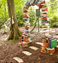 Loving this portal into the literary world!