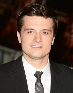 "Joshua Ryan ""Josh"" Hutcherson (born October 12, 1992) is an American actor and producer. His first film role was in Miracle Dogs (2003) on Animal Planet, followed by a motion-capture performance in The Polar Express  and a voice-acting role in Howl's Moving Castle). His other early notable film appearances were in RV, Bridge to Terabithia, Journey to the Center of the Earth  and The Kids Are All Right . In 2011, he landed the leading role of Peeta Mellark in the film series The Hunger Games."