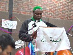 كلام رائع لـ ابو عمران من السودان بحق السيد احمد الحسن