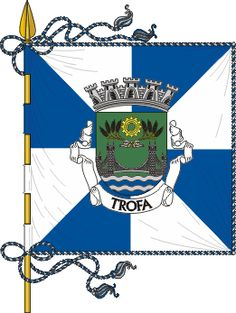 Bandeira de Trofa