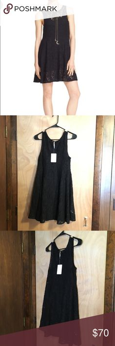 Free People Dress NWT Free People Miles of Lace Fit & Flare Dress  Make an Offer! Free People Dresses
